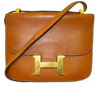 Vintage Hermes Constance Bag