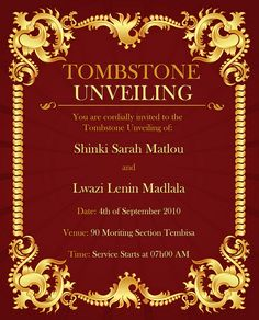 Free tombstone unveiling invitation cards templates google search image result for tombstone unveiling invitation altavistaventures