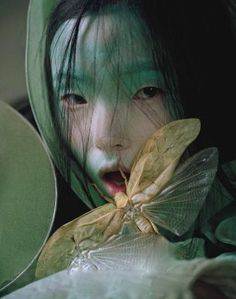Xiao Wen Ju photographed by Tim Walker for W Magazine, March 2012 AMAZING! Tim walker is getting better by the day Tim Walker Photography, Portrait Photography, Fashion Photography, Editorial Photography, Photography Ideas, Photography Accessories, Glamour Photography, Artistic Photography, Lifestyle Photography