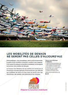 Forum Vies Mobiles, institut de recherche sur les mobilités la SNCF. Création Manifeste avec Christian Kirk-Jensen