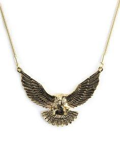 free bird jewlery  | Free As A Bird Necklace