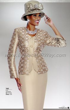 Terramina 7442 Church Suit