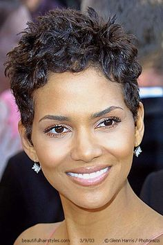 short hairstyles for african american women - Google Search