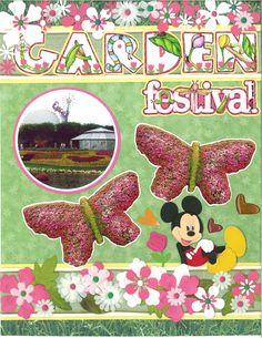 The Flower and Garden Festival (right) - Scrapjazz.com