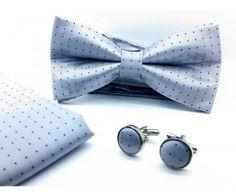 Setul ContinePapionButoniBatistaMatase Naturala Black Dots, Grey, Accessories, Fashion, Gray, Moda, Fashion Styles, Fashion Illustrations, Jewelry Accessories