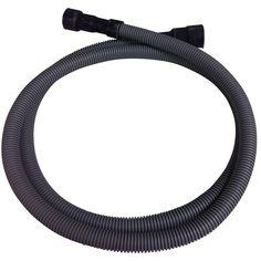 6 ft. Corrugated Dishwasher Hose, Black