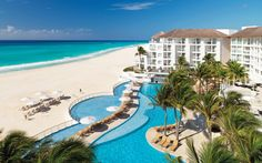 All-inclusive family resort in Riviera Maya Mexico | Playacar Palace