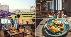 You might not think it but we're actually pretty spoilt for choice when it comes to beautiful British coastline. Throw in a bit of sunshine and nothing beats a long lazy lunch by the seaside. Whether you're venturing out for a day trip or planning a staycation, we've uncovered eleven of the smartest places to combine food with the sound of crashing waves – seafood dishes optional.