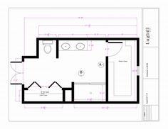 8 X 10 Master Bathroom Layout