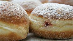 Berliner Pfannkuchen so heißen sie offiziell. Unsere Konditorin Lisa Rudiger zeigt, wie man auch zu Hause, die traditionellen Berliner Pfannkuchen oder auch Fasnachtsküchle ganz einfach zubereiten kann.