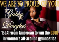 Reflections of a *Mississippi Magnolia*: Gabrielle Douglas - USA Olympic Champion 2012