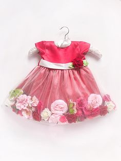 Secret Garden Dress in Cherry Wine Kids Wear Online, Cherry Wine, Garden Dress, Kids Wardrobe, Pixie, Kids Shop, Flower Girl Dresses, Children, Wedding Dresses