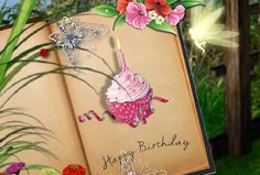 If you are among those of us who enjoy sending Ecards and love butterflies, then check out this card on 123 Greetings. We sent it to a special butterfly gal whom we wish bright and beautiful butterfly beginnings as she journeys around the sun for another years. Cheers!