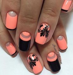 Need some nail art inspiration? browse these beautiful nail art designs and get inspired! Beautiful Nail Art, Gorgeous Nails, Pretty Nails, Beautiful Ladies, Nail Art Design Gallery, Best Nail Art Designs, Hot Nails, Hair And Nails, Nagellack Design