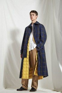 Joseph Spring 2018 Menswear Fashion Show Collection