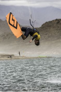 Marc Jacobs showing his style at the PKRA Argentina Kiteboarding World Cup.  #marcjacobs #mj #switchkites #pkra #prokite  Photo Credit: Tony Bromwich