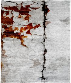 Hibiscus B Hand Knotted Tibetan Rug from the Tibetan Rugs 1 collection at Modern Area Rugs