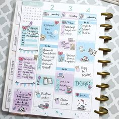 This was the first half of the week in my Classic Happy Planner using this adorable kit from @stickwithmeshop. . . . #plannercommunity #planneraddict #plannernerd #thehappyplanner #happyplanner #plannerlove #washi #stickers #plannergirl #weeklyspread #planner #mambi #plannerstickers #plannerjunkie #paperplanning #getcrafty #livecreatively #embracethediscs #washitape #plannerobsessed #mambiplanner #plannergram #instaplanner #plannermom #planwithvi #meandmybigideas #plannerbabe #midweek