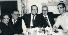 Brana Len Irv Al & Stu Pinsky in the 1960's | by reel3d1