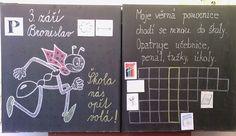 První školní den 2. třída 2007