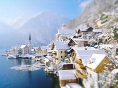 Alemania -Hallstatt, el pueblo que parece una maqueta