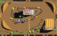 BMX Simulator (Commodore 64)
