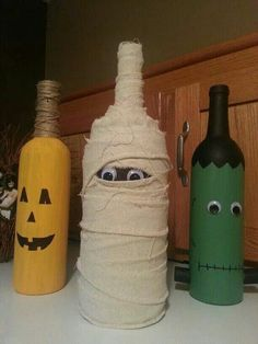 Bottles Halloween