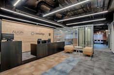 loft interior design Industrial Kitchen Design, Modern Industrial, Align Technology, Loft Interior Design, Loft Interiors, Black Furniture, Industrial Revolution, Brickwork, Loft Style