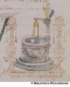Ricc. 2669, FILIPPO CALANDRI, Trattato di aritmetica Sec. XV, fine; Firenze; bottega di Boccardino il vecchio.  Pozzo, c. 93r
