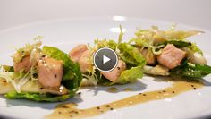 Warme salade uit de wok - recept | 24Kitchen