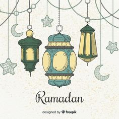 Discover thousands of free-copyright vectors on Freepik Eid Crafts, Ramadan Crafts, Poster Ramadhan, Eid Hampers, Islamic Wallpaper Hd, Ramadan Poster, Buch Design, Design Design, Ramadan Background