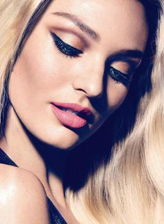 Candice Swanepoel - Max Factor 2015.