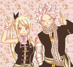 Lucy and Natsu~