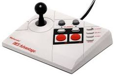 Original Nintendo NES Advantage Joystick Controller Used Nes Games, Arcade Games, Pc Engine, Childhood Games, Original Nintendo, Retro Video Games, Entertainment System, Nintendo Consoles, Games To Play