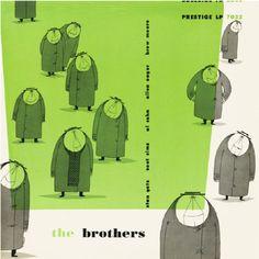 Prestige  - Jazz Covers #taschen