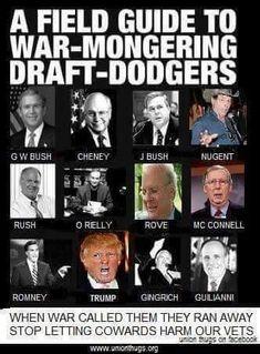 Pro-Veteran and Anti-Manipulator ... Thinking Point