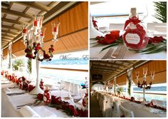 #outdoor #wedding #wedding & # events GmbH AH Photo