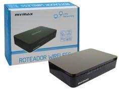 Está precisando de um roteador para ter internet pela casa toda? Adquira um de alta qualidade aqui na Prisma Cartuchos! http://prismacartuchos.com/roteador-wireless-mymax-mwr-936ia-n30mbps-24ghz-portas-antena-internas-preto-727.html