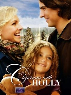 Christmas With Holly is a 2012 Canadian-American made-for-TV film. It originally aired on ABC as a Hallmark Hall of Fame film on December 9, 2012. Synopsis: Holly Nolan has never spoken a word ever since her mother died from an car accident. Her uncle and legal guardian Mark Nolan decided that it's time for them to start a new life by moving from Seattle to Friday Harbor to live with his brothers and Holly's uncles. While there, they meet Maggie Conway who runs a toy store in town.