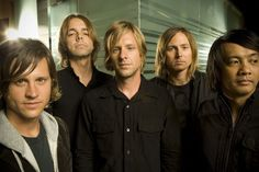 Switchfoot - my favorite band around :)