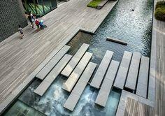 Songdo Canal Walk - Korea