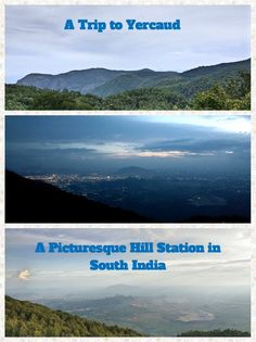 A trip from Bangalore to Yercaud