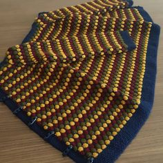 Crochet Monokini, Knitted Poncho, Baby Knitting Patterns, Wool, Blanket, Instagram, Sacks, Tejidos, Tricot