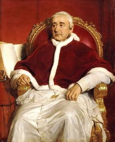 Bartolomeo Alberto Cappelari (1765-1846) pape sous le nom de Grégoire XVI (1831-1846)