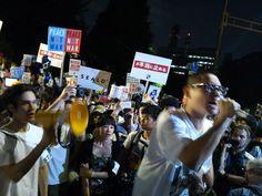【7.31「学生と学者の共同行動」について⑤】明日の第1・2部共同集会@砂防会館では、SEALDs・SEALDs KANSAI・SEALDs TOHOKU のメンバーがスピーチ予定。全国で声をあげる学生の声を聴きに来てください。