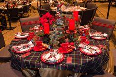 Table 307 A Scottish Christmas