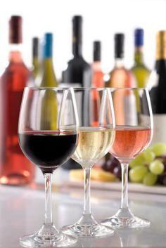 Ohhh, look wine!