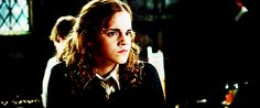 """Emma Watson used to borrow supplies from the graphics studio, but never returned anything (oops). 