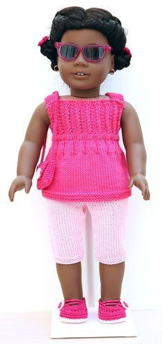 64a2022a8599 Ravelry  cataddict s capri s r comfie Knitting Dolls Clothes