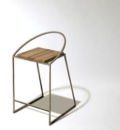 Codor Design | Round Back Bar Stool
